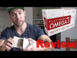Ironmaxx <b>Platinum Omega</b>-<b>3</b> Review - YouTube