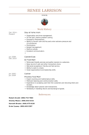 stay at home mom resume samples   visualcv resume samples databasestay at home mom resume samples