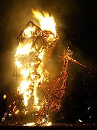 Autumnal Equinox Pictures: Rituals of Fire and Light