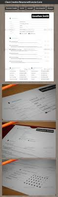 your dream job clean elegant resume templates get your dream job 15 clean elegant resume templates
