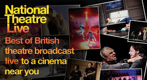 National Theatre Live  All the world     s a stage even if the stage