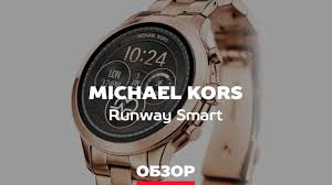 Смарт-<b>часы Michael Kors</b> MKT5045 - обзор от Bestwatch.ru ...