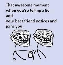 Best Friend Meme Funny Quotes | ... in cartoons facebook ...