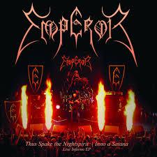 <b>Live Inferno</b> | <b>Emperor</b> | Candlelight Records UK