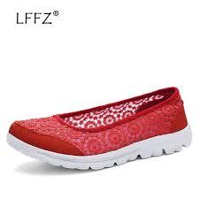 <b>LFFZ Colorful Fashion Women</b> Flat Shoes Soft Platform Sneakers ...