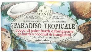 <b>Мыло</b> Nesti Dante <b>Paradiso Tropicale St</b>. Barth's Coconut ...