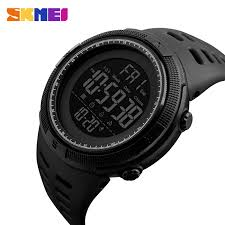 SKMEI 2019 Fashion <b>Outdoor Sport Watch Men</b> Clock Multifunction ...