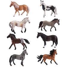 """Купить <b>Игрики ZOO</b> TAV010 <b>Фигурка</b> """"<b>Лошадь</b>"""", 8 видов (в ..."""