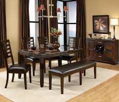 modern dining table teak classics: colorful dining chairs room waplag comfortable dark furniture with cream rug on wooden flooring for great