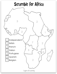 the mad scramble for africa i have used this cartoon in my world the mad scramble for africa i have used this cartoon in my world history classes for several years i ask students to complete a political cartoo