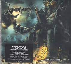 <b>Venom</b> - <b>Storm The</b> Gates (2018, CD) | Discogs