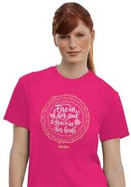 <b>She Has Fire In</b> Her Soul Shirt, Pink, XX-Large - Christianbook.com