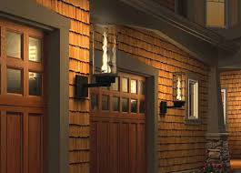 outdoor torch lighting. breaking the barriers of standard torch design travis industries proudly unveils tempest u2013 a dramatic decorative outdoor gas lamp lighting