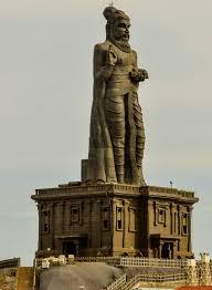 Statua di Thiruvalluvar