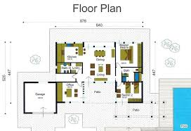 Floor plan   EYE ON DESIGN by Dan GregoryContemporary European House Plans