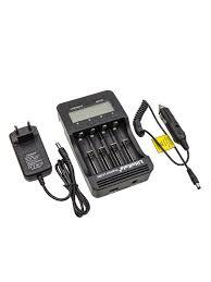 <b>Зарядное устройство</b> для аккумуляторных батарей <b>LiitoKala</b> Lii-500