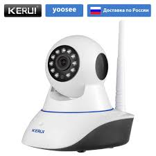 Russia Delivery <b>KERUI Wireless</b> 720P <b>HD WiFi</b> IP camera Webcam ...