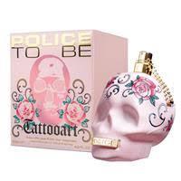 Buy <b>Police To Be Tattoo Art</b> For Woman Eau De Parfum 125ml ...