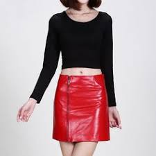 <b>New Leather Skirt Sheepskin</b> Leather Skirt | Cloth & Accessories ...