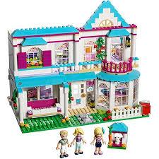 Дом <b>Стефани</b> 41314 | <b>Friends</b> | <b>LEGO</b>.com RU