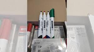 Набор <b>маркеров</b> для досок <b>Kores</b> 20843 4 цвета 3 мм купить в ...