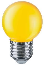 <b>Лампа светодиодная Navigator</b> 71830, E27, G45, <b>1Вт</b> — купить по ...