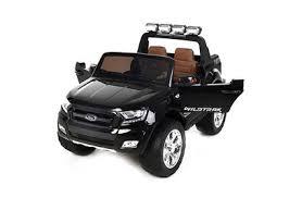 <b>Детский электромобиль Dake Ford</b> Ranger Black 4WD MP4 - DK ...