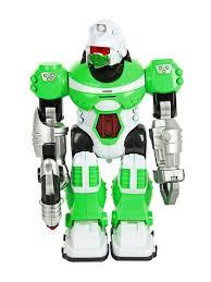 <b>Робот</b> интерактивный со светом и звуком <b>S</b>+<b>S TOYS</b> 9640921 в ...