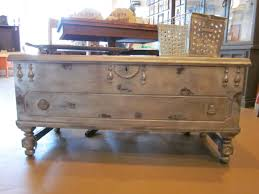 room vintage chest coffee table: coffee table large trunk tables chest