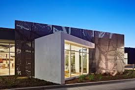 contemporary office building that make impressive contemporary office design architecture with unique box facade architecture office design ideas modern office