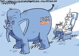 Image result for fox news cartoons