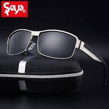 SAYLAYO <b>2019</b> New Vintage <b>Fashion Polarized Sunglasses</b> ...