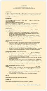 step 2 create a compelling marketing campaign part i résumé figure 4 7 sample 2 alyse day