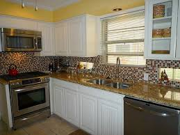Hardwood Or Tile In Kitchen Kitchen Beautiful Hardwood Kitchen Cabinets With Cream Tile