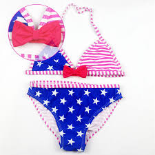 2019 <b>Funfeliz Girls Swimwear</b> Kids Bikini Set 6 14 Years Two Pieces ...