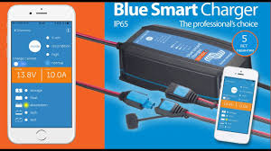 <b>Зарядное устройство</b> АКБ Victron BLUE <b>SMART</b> IP65 CHARGER ...