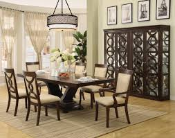 Formal Dining Room Furniture Inspiring Dining Room Design Ideas With Pedestal Dining Table Set