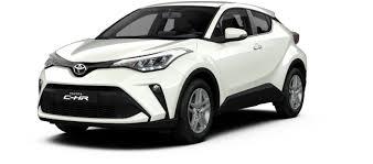 Комплектации и цены новой <b>Toyota C</b>-<b>HR</b> 2019   Официальный ...