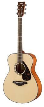 <b>Акустическая гитара Yamaha FS820</b> С металлическими струнами ...