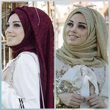 20 Colors Shimmer Pleated <b>Hijab Scarf</b> Plain Shiny Crinkle <b>Shawl</b> ...