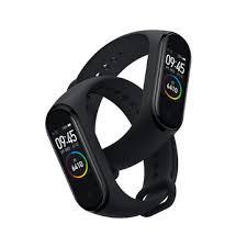 [bt 5.0]<b>original xiaomi mi</b> band 4 amoled color screen wristband ...