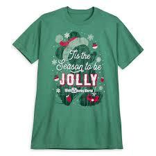 <b>Mickey Mouse Jolly Holiday</b> T-Shirt for Adults – Walt Disney World ...