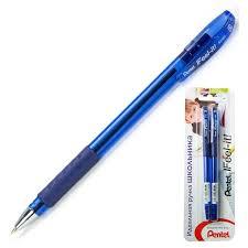 <b>Ручка шариковая</b> синяя <b>Pentel Feel</b> it! (толщина линии 0.2 мм ...
