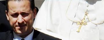 ... des Papstes, Paolo Gabriele, hat Benedikt XVI. um Verzeihung gebeten. - 120724_gabriele_ne