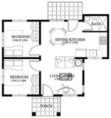 Small house design  Small houses and Tiny house plans on Pinterest