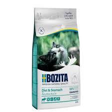 <b>Bozita Grain</b> Free Diet & Stomach - Elk | Great deals at zooplus!