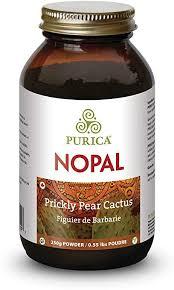 Purica Aztec <b>Nopal Blood Sugar</b> Regulator: Amazon.ca: Health ...