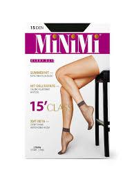 Женские <b>носки</b> CLASS 15 (<b>капроновые</b>) (2 пары) Minimi ...