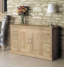 baumhaus mobel oak six drawer sideboard baumhaus mobel solid oak 3