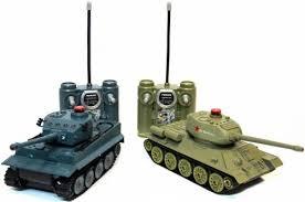 Купить <b>радиоуправляемую</b> модель Abtoys <b>Танковый бой</b> на ...